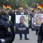 移民殺人案引發左右對立,德國東部再爆萬人抗爭 德外交部長:不可放任新納粹橫行