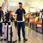 亞運》第一次被戰機護送迎接 中華國手:很特別,超酷!
