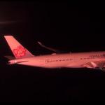 喜迎台灣選手!F-16熱焰彈影片曝光 「運動交給選手,領空交給空軍」