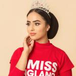 「每個人都以自己的方式美麗」戴頭巾登上英格蘭小姐決賽舞台,20歲穆斯林女大生寫下歷史