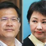 國民黨智庫民調》盧秀燕勝林佳龍6.5% 不滿綠執政48.7%