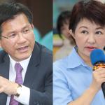 TVBS台中市長民調》如果明天就投票?盧秀燕得票率50% 險勝林佳龍1個百分點