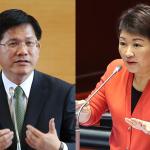 台中市長選戰》「盧秀燕支持度已達緊繃」 林佳龍陣營估:狀態最好可贏10%