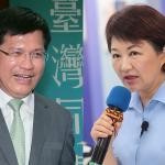 美麗島電子報民調》盧秀燕35.7%領先林佳龍的28.7% 4成選民支持台中「換黨做做看」