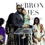NBA》詹姆斯得獎感言涉嫌挖苦布萊恩 可能引來湖人迷撻伐
