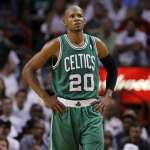 NBA》雷槍回憶綠衫軍生涯:生命中最重要的時刻