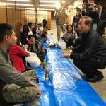 台灣遊客滯留北海道 謝長廷:協調華航、虎航明加飛航班