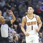 NBA》太陽少主接受手部手術 地方電台:趕在開季歸隊
