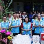 競選服務處正式進駐 黃香菽:信守承諾不忘初心