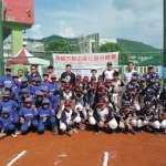 高雄基層棒球風氣興盛 議員力促成立城市棒球隊