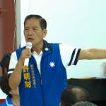 新竹市長選舉》許明財向吳敦義抱怨藍營不團結 呂學樟「噹」許:要多跟基層配合