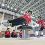 100名小小體操員成為一日國手!國家級師資加上最強後盾,培育下一代體操新星