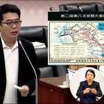 曹公新圳溢堤 高市議員要求增加城市耐災度