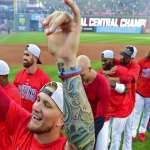 MLB》印地安人連3年封王 首支分區冠軍隊伍