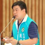 綠議員質詢韓國瑜臉書遭嗆「沒被揍過嗎」 簡煥宗喊告