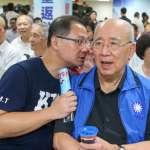 吳伯雄:大陸鷹派越來越多,國民黨能否翻轉關鍵在丁守中