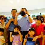 「當歐洲為孩子爭取天空,台灣卻讓孩子戴起口罩」侯友宜隔空喊話蔡政府:別再搞深澳!