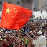 將與中國簽署主教任命協議 教廷國務卿帕洛林:不涉台灣議題,梵蒂岡在外交仍承認台灣