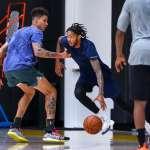 NBA》態度決定一切 詹皇:陣中年輕球員的求知慾很強