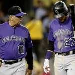 MLB》史托瑞肘傷無礙 讓落磯球團鬆一口氣