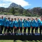 拔河》首度代表台灣參加世界盃 南投高中女子拔河隊奪金