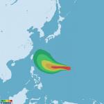 潭美颱風今晚生成 是否影響台灣下周二是關鍵
