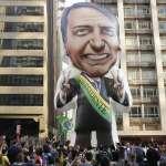 「巴西川普」反同、反墮胎,稱女性是白痴、蕩婦……巴西姊姊妹妹站出來:我們不要厭女總統!