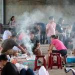 中秋還能烤肉嗎?台中市:禁止所有戶外烤肉活動,家門口、頂樓通通不行
