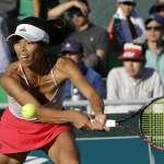 網球》謝家姊妹女雙不敵地主組合 韓國公開賽奪亞軍