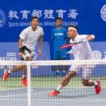 網球》海碩雙打決賽掀台灣內戰 邀請賽7年來首次!