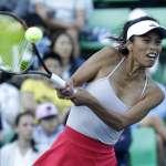 網球》謝淑薇真的累了! 中國公開賽止步首輪