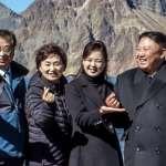 金正恩做南韓「小心心」手勢的背後 仍是「手握斷頭刀的喜劇演員」