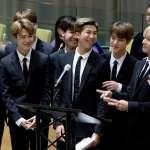 「防彈少年團」赴聯合國發表全英文演說!南韓偶像團體呼籲年輕世代:要勇敢發聲