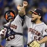 MLB》太空人單季百勝 美聯西區正式封王