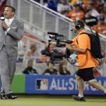 MLB》A–ROD電視處女季收視率下降 外傳與女主持有心結