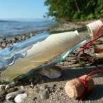 瓶中信訴思情,印度洋的水手情書