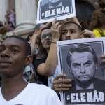 拒絕沙豬選總統!「巴西川普」博索納羅惹惱女性選民 老總統魯拉接班人急起直追