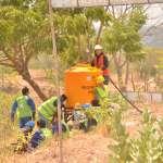 台科大「行動工程師」走入印尼泗水偏鄉!不只荒野施工艱難,生活條件更是全新考驗...