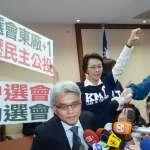 批中選會是「民進黨的助選會」 國民黨揚言提告、要求陳英鈐下台