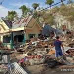 印尼強震災情慘重!外交部捐100萬美元,衛福部開放民眾捐款專戶