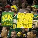 NBA》在西雅圖批評超音速 WWE選手被噓爆