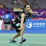 羽球》戴資穎突破西班牙球后馬琳 前進香港公開賽4強