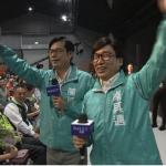 上網路直播節目秀伏地挺身 陳其邁:已準備好延續綠色執政