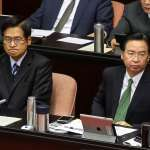 中國打壓台灣 吳釗燮:不預期干擾短期內會減少