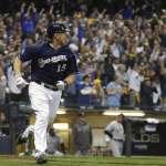 MLB季後賽》老將克拉茲單場兩安兩打點 釀酒人完封洛磯取得聽牌