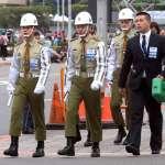 緊急狀況為總統爭取撤退時間!國慶預演 百餘名憲兵狂奔組「隔離帶」