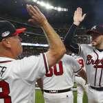 MLB季後賽》弗里曼陽春彈險勝道奇關鍵 勇士逃過被橫掃