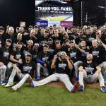 MLB季後賽》馬查多重砲轟垮勇士 道奇連3年闖進國聯冠軍賽