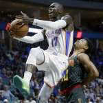 NBA》施羅德遭隊友喬治肘擊 雷霆發聲明:無大礙