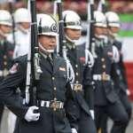 雙十國慶熱鬧開場 國軍樂儀隊、憲兵快反連操演吸睛!